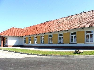 Nowa siedziba Gminnego Ośrodka Kultury i Sportu