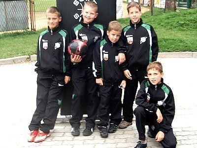 Zespół orlików zajął 2 miejsce na turnieju w Bogatyni