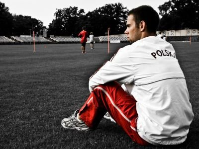 Patryk Dudyński, mistrz Polski w biegu na 110 m przez płotki