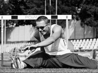 Jacek Nabożny, zdobywca 7 miejsca na Mistrzostwach Świata w Bydgoszczy