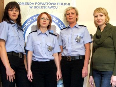 Od lewej: Jolanta Szerszunowicz, Adriana Szajwaj, Jolanta Szymańska, Anna Kublik-Rościszewska