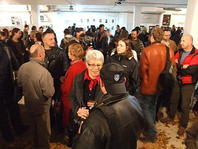 Bolesławianie tłumnie przybyli na wystawę