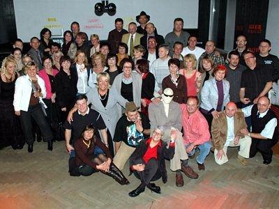 Uczestnikami spotkania byli klubowicze i instruktorzy aktywni w latach 1972-92