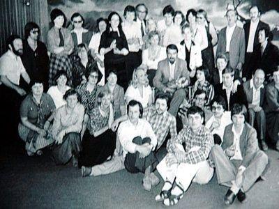 Fotografia Pegazowiczów sprzed lat