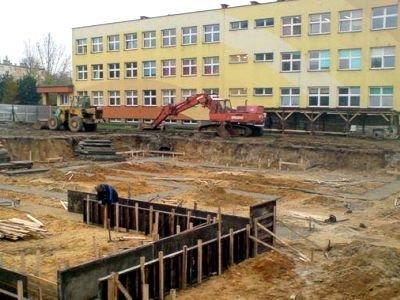 Prace planowo mają zakończyć się w czerwcu 2010 r.
