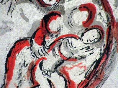 Praca Marca Chagalla