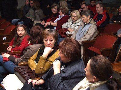 W piątkowy wieczór Concordia ponownie zgromadziła liczną publiczność