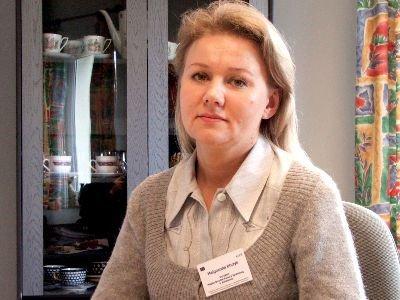 Małgorzata Dłużyk, dyrektorka bolesławieckiego MOPS-u