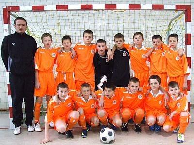 Drużyna Zagłębia Lubin II wygrała turniej