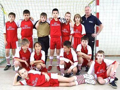 II drużyna BKS Bobrzanie