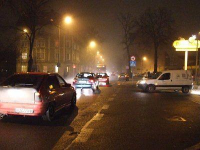 Ulica Chrobrego jest wyjątkowo niebezpieczna dla pieszych