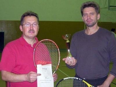 Od lewej: Mirosław Sakowski i Tomasz Rzemek
