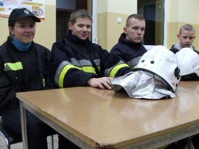 Zarząd Młodzieżowej Drużyny Pożarniczej