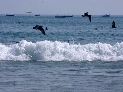 Maroko – wybrzeże Oceanu Atlantyckiego