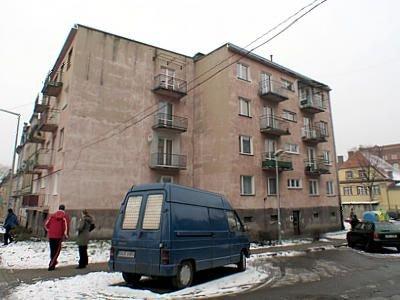 W tym budynku znaleziono ciała dwóch kobiet