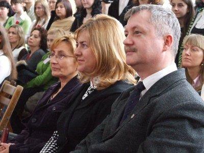 Alicja Krzyszczak, Laura Słocka-Przydróżna, Dariusz Kwaśniewski