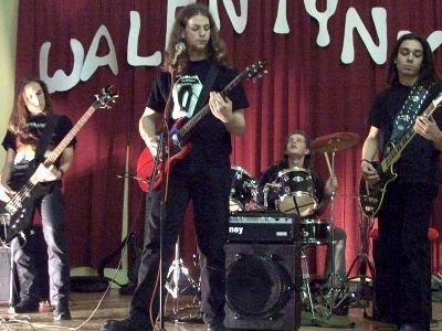 Kai Kruszyńskiej towarzyszył zespół Guardian Of Death ze Starego Węglińca