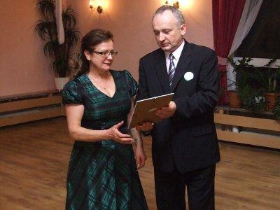 Podziękowania otrzymała takża Weronika Bitowska - właścicielka Terma-Kork
