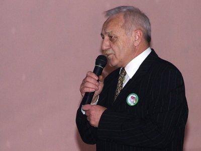 Imprezę prowadził Jacek Szymczak