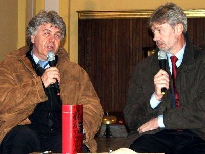 Rozmowę z Janem A. Choroszym przeprowadził prof. Stanisław Bereś