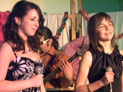 Od lewej: Roksana Walczak i Justyna Orłowska