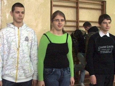 W środku: Paulina Maciaszczyk