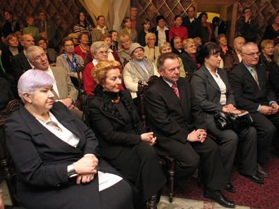 Na spotkanie do Ratusza przybyło wiele osób