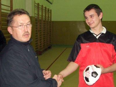 Od lewej: Mirosław Sakowski i Krzysztof Kurlej