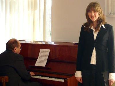 Kamila Chrobot i Aleksander Samostrokov