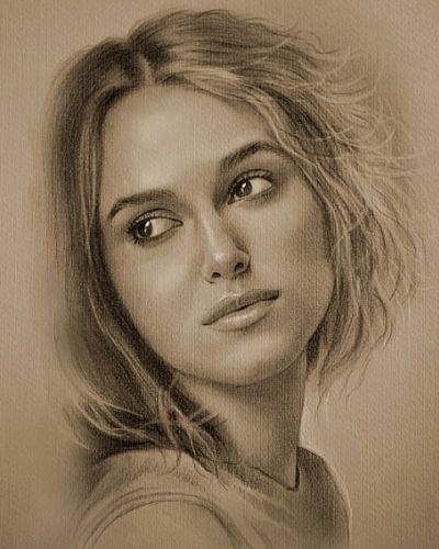 Portret Keiry Knightley