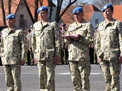 Żołnierze z kompanii UNDOF