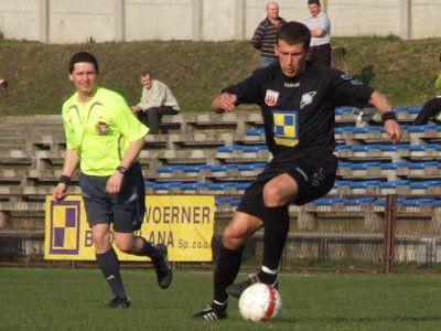 Sławomir Iskrzak zdobył gola w 69 minucie
