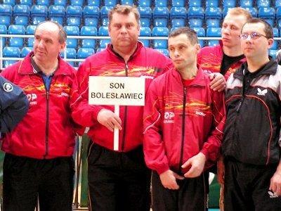 Drużyna TOP Son Bolesławiec