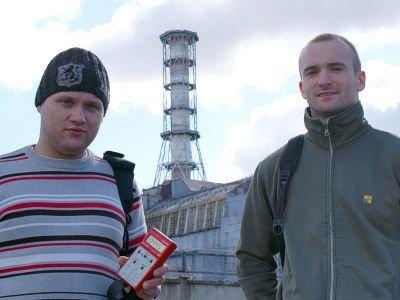 Od lewej: Dawid Bociek i Karol Dudyński