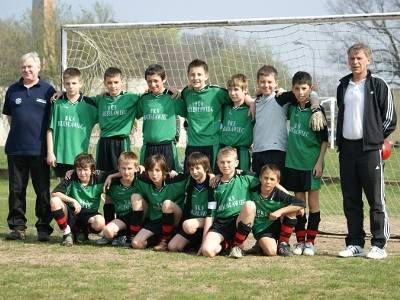 Młodzicy BKS Bobrzanie