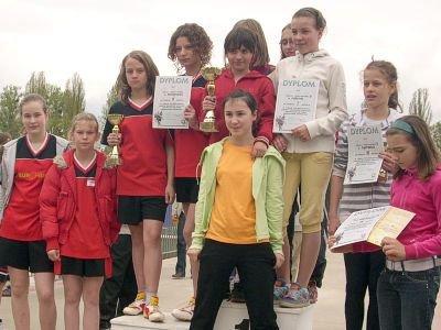 W klasyfikacji zespołowej reprezentacja SP w Nowogrodźcu zajęła drugie miejse