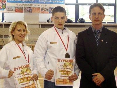 Od lewej: Patrycja Piasecka, Grzegorz Kozioł i Mariusz Sulma