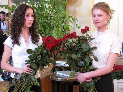 Z prawej: Joanna Bednarczyk