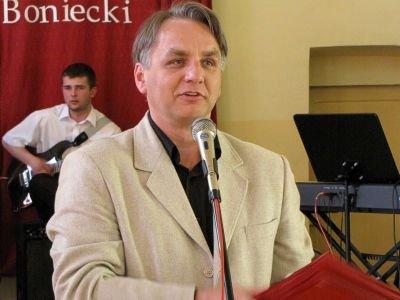 Swoich uczniów pożegnali m.in. Sławomir Zimniak...
