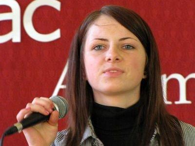 """Podczas uroczystości Katarzyna Demaj zaśpiewała """"Dni, których nie znamy"""" z repertuaru Marka Grechuty"""
