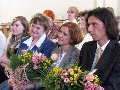 Gościem uroczystości była Ewa Potyszka, członkini Zarządu Powiatu Bolesławieckiego