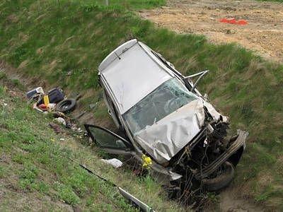 Poszkodowani w wypadku nie stracili przytomności