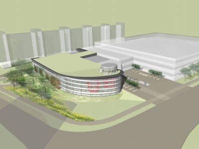 Koncepcja zabudowy placu