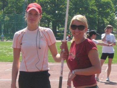 Od lewej: Karolina Kędzia i Małgorzata Markowska