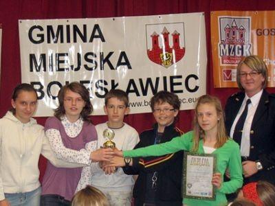 Zwycięzcy w kategorii klas V