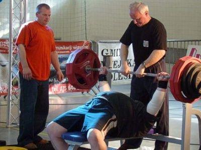 W turnieju wzięło udział 40 strongmanów