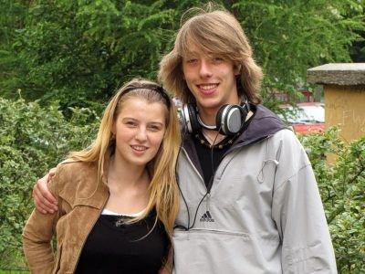 Katarzyna Habel i Maciej Rajfur
