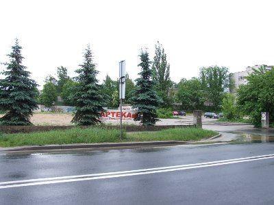 Na placu przy ul. Jeleniogórskiej ma powstać market i restauracja typu McDrive