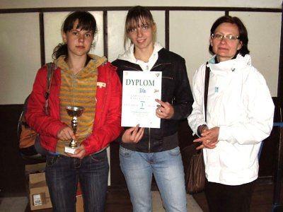Misrzyniami powiatu zostały dziewczęta z Gimnazjum nr 3