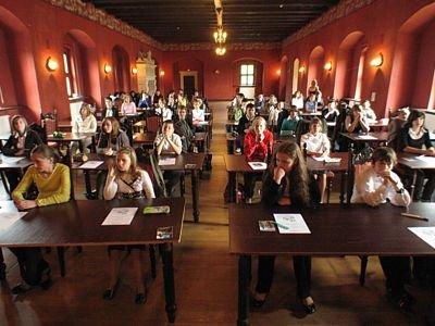 W Turnieju biorą udział uczniowie szkół podstawowych i gimnazjalnych